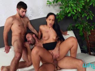Jennifer Mendez, Brad, Vito - Locker Shocker