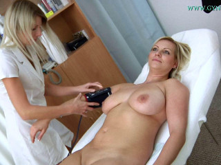 Kristen Klark (30 years girl gyno exam)