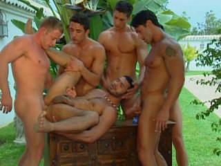 Amazing summer orgies