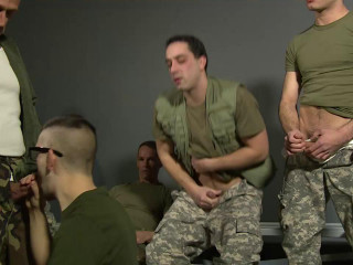 Dragon Media - Yankee Bukkake - Military Grade - Episode 1
