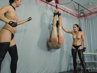 Tortured Victim