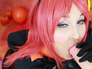 Hidori Rose maki nishikino pussy and makeup ruined