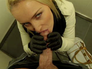 Kathia Nobili - I Use Your Cocklet For My Leather Fetish
