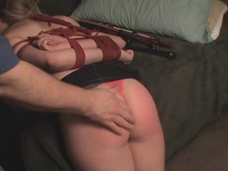 Crimson Butt and Couch Bound