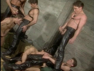 Leather Orgies Collection