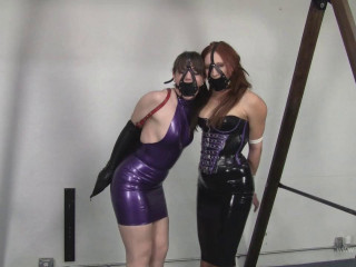 Shauna Ryanne and Elizabeth Andrews: Day Dreaming at the Office Pt 32