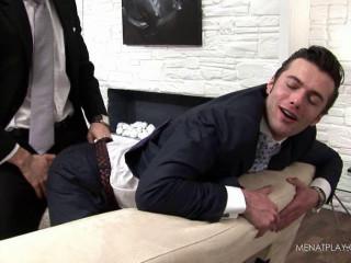 Men at Play - Pure Suit - Woody Fox & Justin Harris