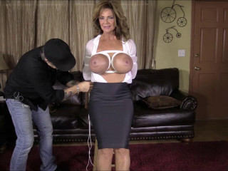 Brendas Bondage - Tying Up One Sexy Milf