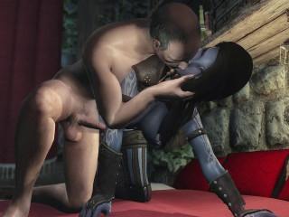 Skyrim Immersive Porn scene 13.