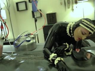 Milker Maid Part 2 - Caroline Pierce