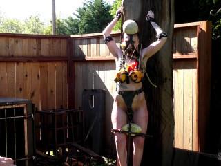 Klepto Bimbo in anguish - Abigail Annalee - Full HD 1080p