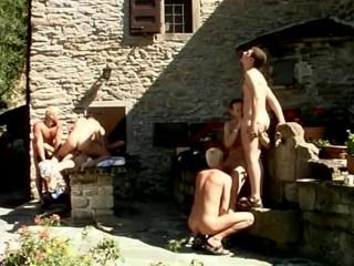 Sex Trax Orgy Gang Bang