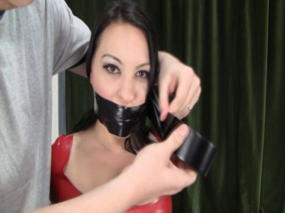 Latexed Columned Beauty