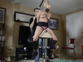 Whorey Wifey Briella Jaden Wants to be Put on a Pedestal But Concludes Up On Her Knees - Part 2