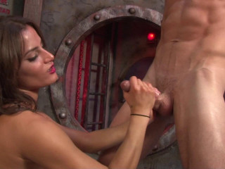 Chichi Fucks and Milks Her Slave - HD 720p