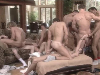 Wildest Orgies With Many Young Whores