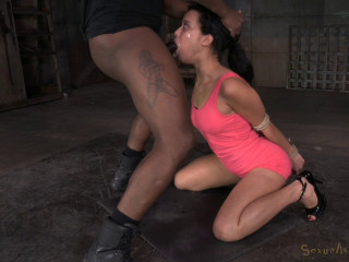 Roped Rookie Mia Austin Toughly Drilled