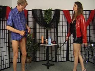 Female dom penalty