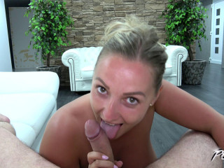 Crystal Swift - Blonde chubby with monster boobs