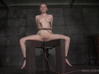 Candy Caned # 3 (24 Jan 2015) Real Time Bondage
