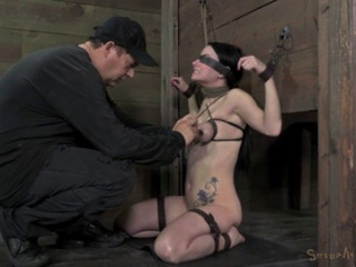 Veruca James Shackled & Chained Facefucked