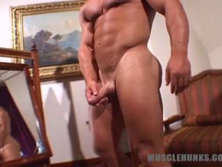 MuscleHunks - Muscles from Heaven