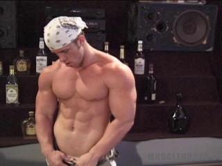 MuscleHunks - Mark Dalton - The Naughty Texan
