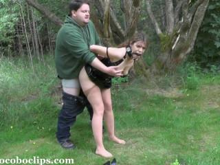 Stripper In Distress