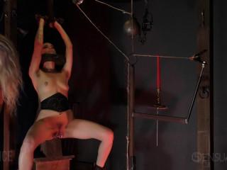 SensualPain - Abigail Dupree, Sir James - Sisal Predicament bondage 1080p