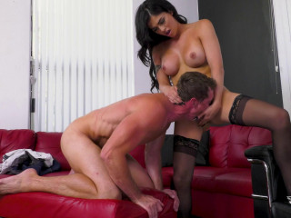 Pierce Paris and Domino Presley Plowed For The First-ever Time (2017)
