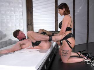 Strap-on Cock Slut