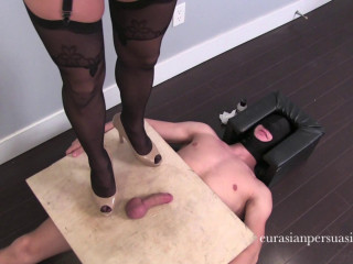 Open your cock to me - Vancouver Kinky Dominatrix