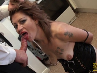 Old Slag Craves Obliteration - Filthy Emma - Full HD 1080p