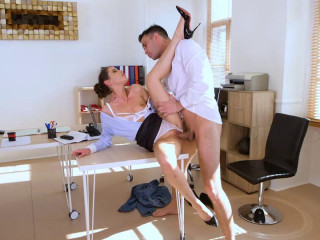 Sybil - Xxxtra Horny During Office Hours
