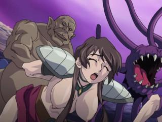 Ikusa Otome Suvia OVA - Scene 1 - HD 720p