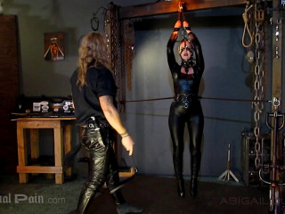 Black Lipstick & Heel Trainers: scene 1 - Abigail Dupree