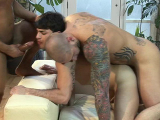 UK Naked Men - Spunk A Licious!