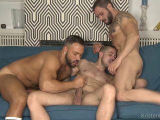 Sergi Lopez, Cody Banx, Karl Lion