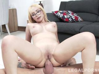 Natasha Teen assfucked by Chris Diamond 0% pussy