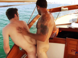 Anal whores on a yacht