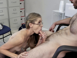 Kyaa Chimera - Office Space Pussy Plowing FullHD 1080p