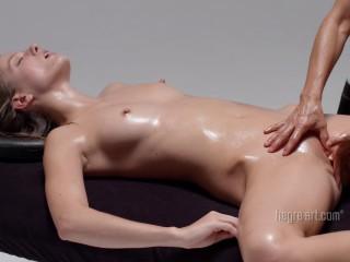 Hegre-Art - Gaby - Multiple Electric Orgasm Massage