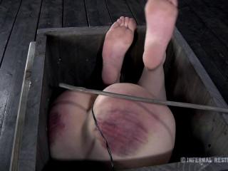 Hellish Restraints - Princess of Pain 2 - Elise Graves - Mar 1, 2013