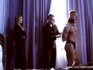 A Fresh Domme of Victim Vasiliy