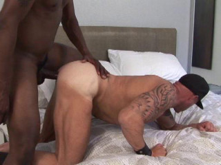 Interracial Anal For Raw Fuckers