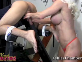 Ashlee Chambers - Muscle Milking