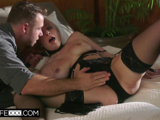 Bound Hotwife Giselle Palmer Is Ready To Please - Full HD 1080p