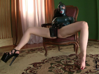 Be Well-prepped To Adore - Latex Lucy - Utter HD 1080p