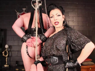Bastinado Suspension