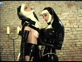 Mistress Sandra Tales of the rubber monastery